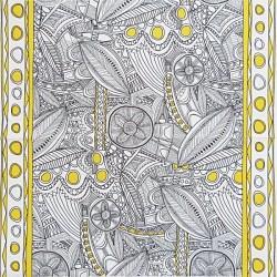 Zentangle 33x33