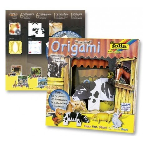 Origami sada Statek (F)