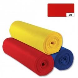 Hobby filc 45cm x 5m, sytě červená (F)
