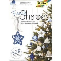 Skládačka Fancy Shapes - Zimní (F)
