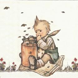 Malý milovník medu 33x33