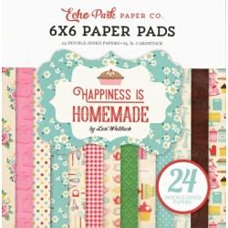 Sada papírů 15x15 Domácí výroba je radost