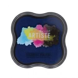 Razítkovací polštářek Artiste - modrý