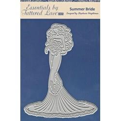 Vyřez.šablona Letní nevěsta Tattered Lace