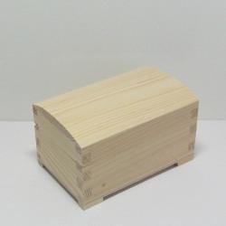Dřevěná truhlička střední (NEM)