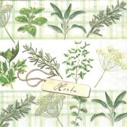 Bordury s bylinkami 33x33