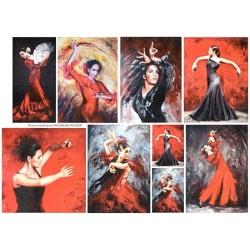 Papír A4 Flamenco ITD