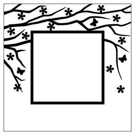 Embos.kapsa - jaro je ve vzduchu, čtverec (Nellie´s Choice)