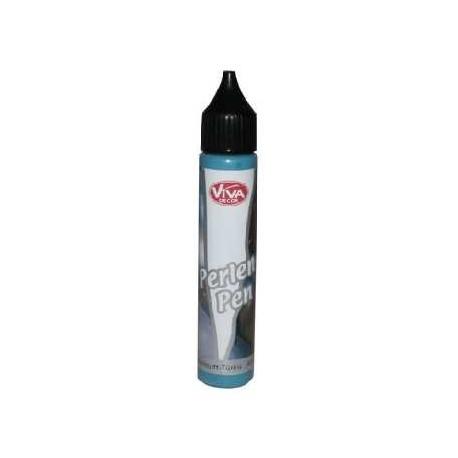 Perlen Pen - 25ml - Tyrkysová barva