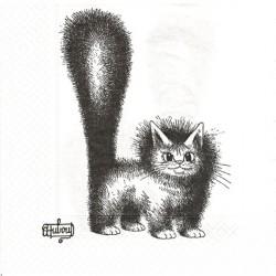 Roztomilá kočička 33x33
