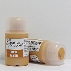 Barva na kůži 20g - medová