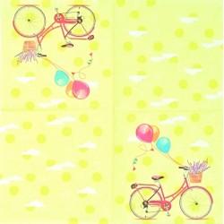 Kolo s balónky 33x33
