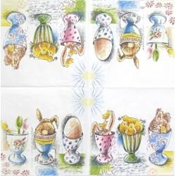 Kalíšky na vejce 33x33
