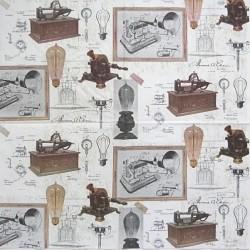 Thomas Alva Edison 33x33