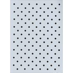 Šablona Cadence A4 - malé puntíky