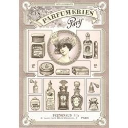Rýžový papír A4 Les Parfumeries de Paris