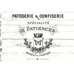Rýžový papír A4 De Patiences