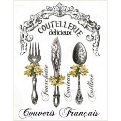 Transfer Cadence 25x35 - Coutellerie délicieux