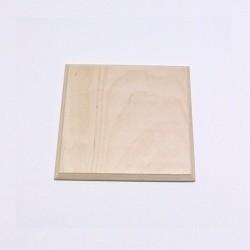 Dřevěná destička čtverec 10x10