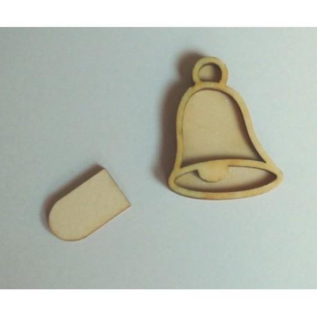 Razítko dřevěné - zvoneček