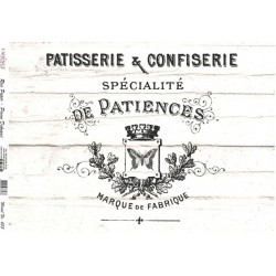 Rýžový papír A3 De Patiences