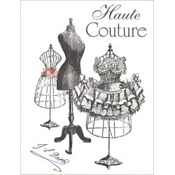 Transfer Cadence 25x35 - Haute Couture