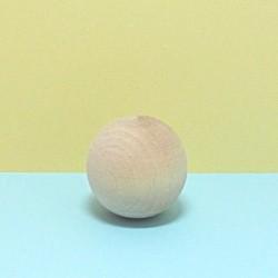 Dřevěná kulička 5cm