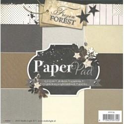 Sada papírů 15x15 Frozen Forest nr.38 (SL)