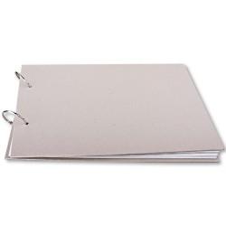 Lepenkové album - polotovar, vel. 30,5x30,5cm