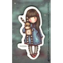 Gumové razítko Gorjuss - Malý králíček