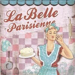La Belle Parisienne 33x33