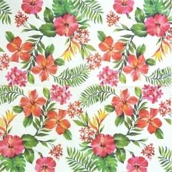 Květy Hawaii 33x33