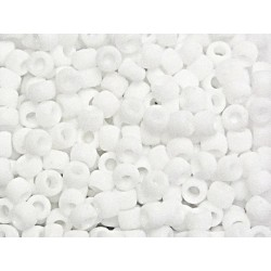 TOHO 08/0 Opaque Frosted White 10g