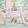Sada papírů 30,5x30,5 170g Sweet Christmas
