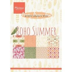 Sada papírů A5 Boho Summer