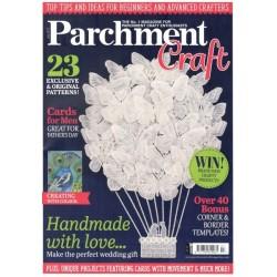 Parchment Craft 2017/07 - časopis