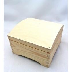 Dřevěná krabice Retro