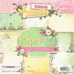 Sada papírů 15x15 CELEBRATE SPRING nr.52 (SL)