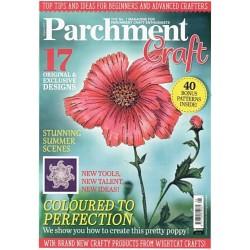 Parchment Craft 2017/08 - časopis