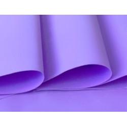 Foamiran 35x29cm, fialová