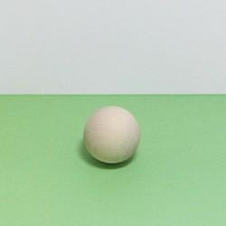 Dřevěná kulička 3cm