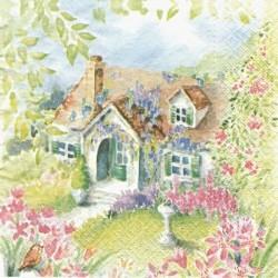 Dům v zahradě 33x33