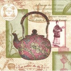 Asia Tea 33x33