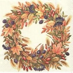 Podzimní dekorace 33x33