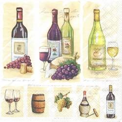 Vintage Wine 33x33