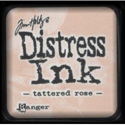 Distress Ink MINI polštářek - tattered rose