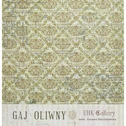 Sada papírů 30,5x30,5 Gaj Oliwny