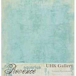 Sada papírů 30,5x30,5 Provence Aquarius