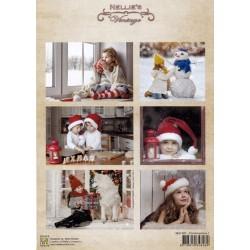 Nellie Vintage A4 - vánoční čas 1