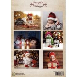 Nellie Vintage A4 - vánoční čas 2